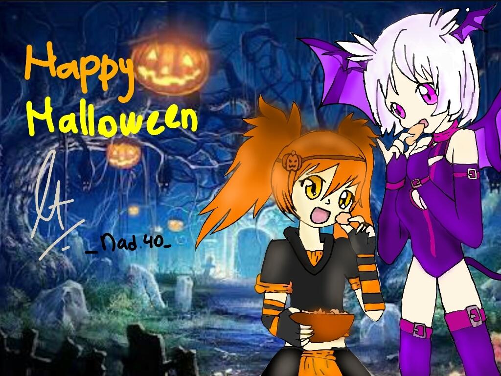 Photo Happy Halloween in the album Halloween Fan Art 1024x768