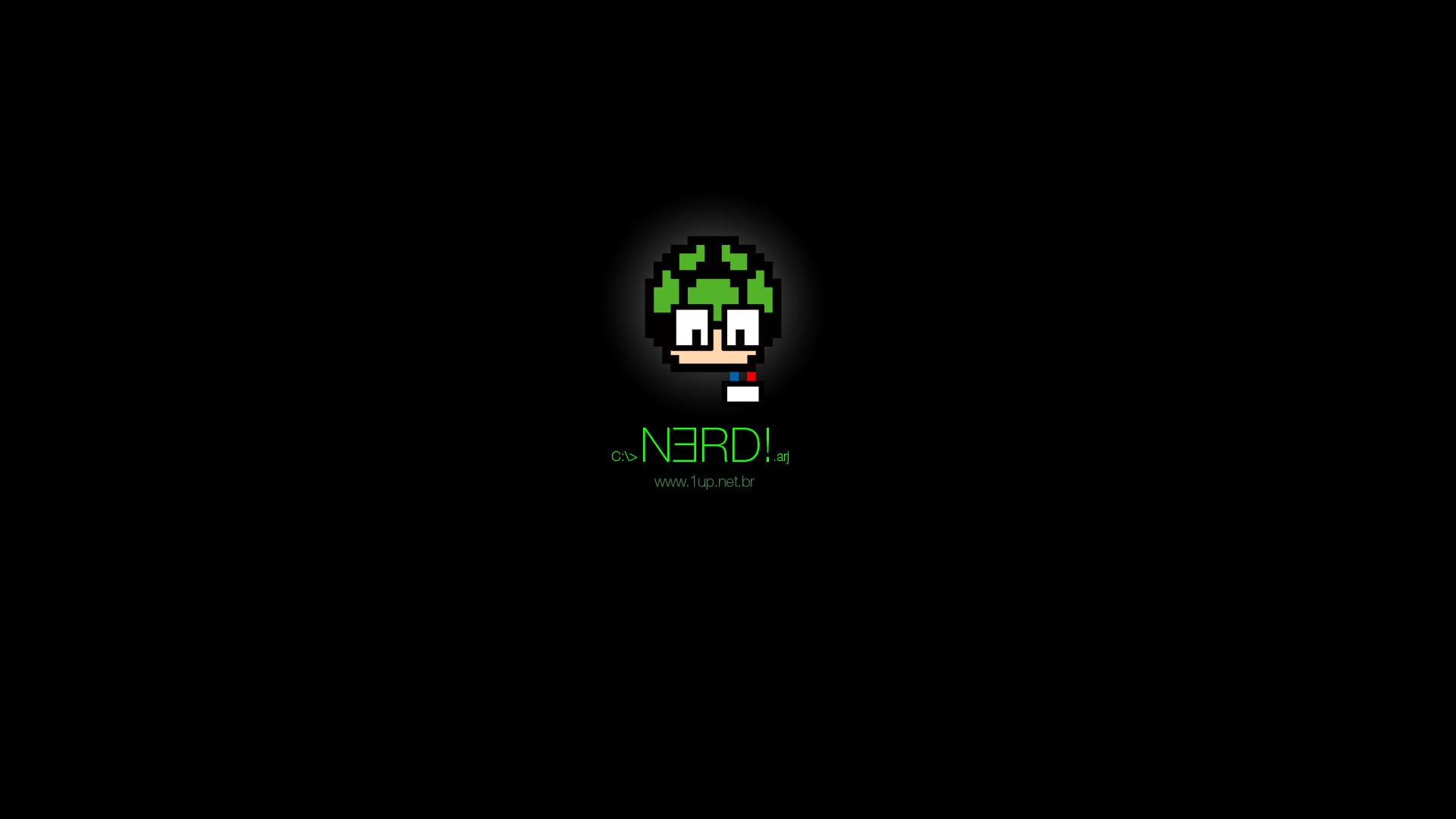Nerd Desktop Wallpaper