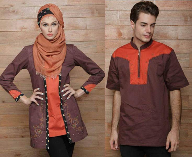 Baju Muslim Sarimbit MurahBaju Couple Muslim untuk   HD Wallpapers 734x600