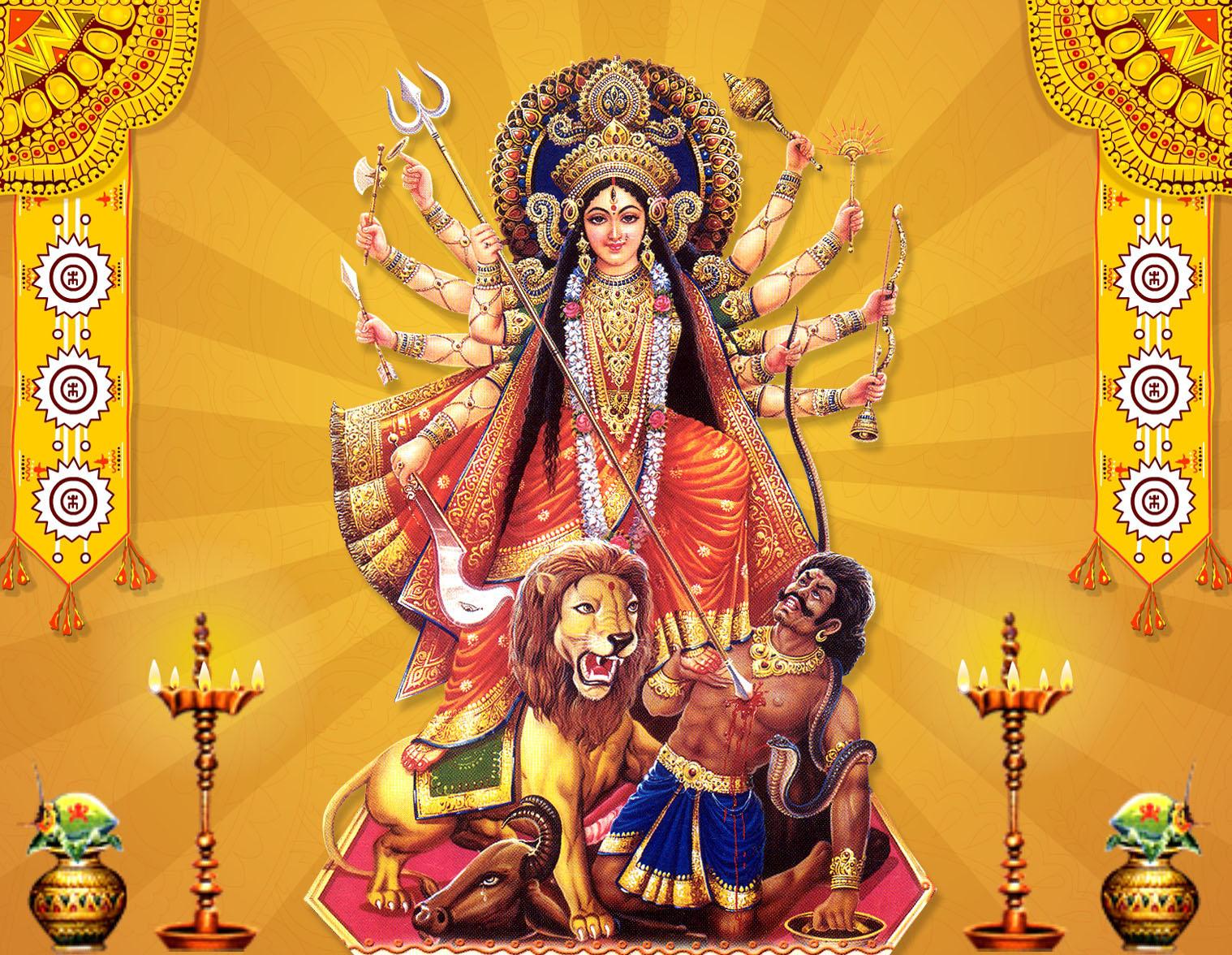 Durga Puja Hd Wallpaper