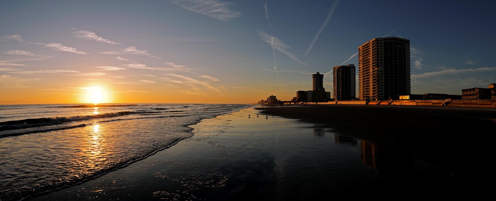Daytona Beach Fl Sunset