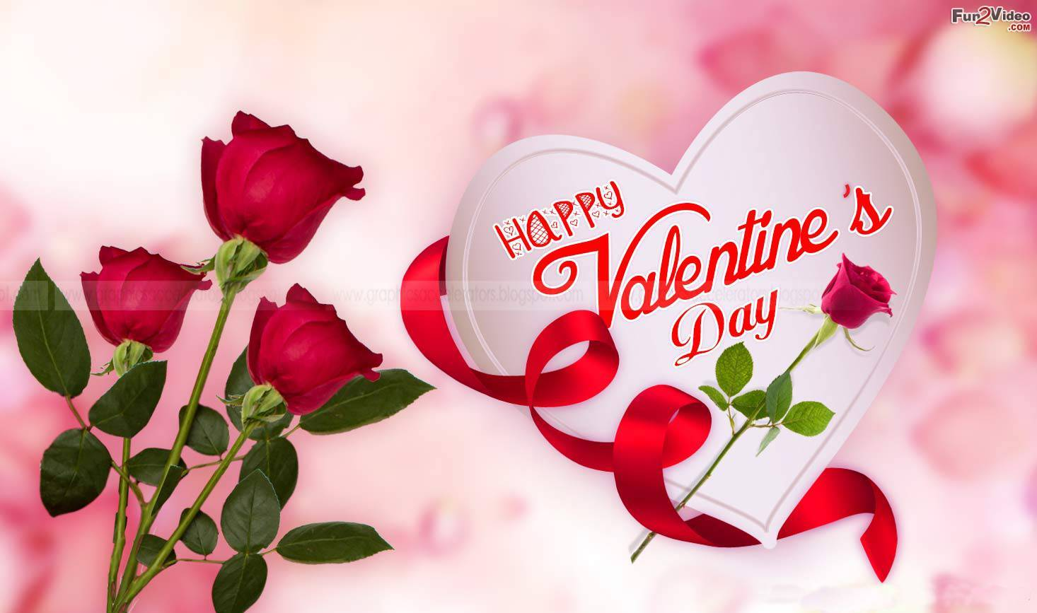 63 Happy Valentines Day Images Wallpaper On Wallpapersafari