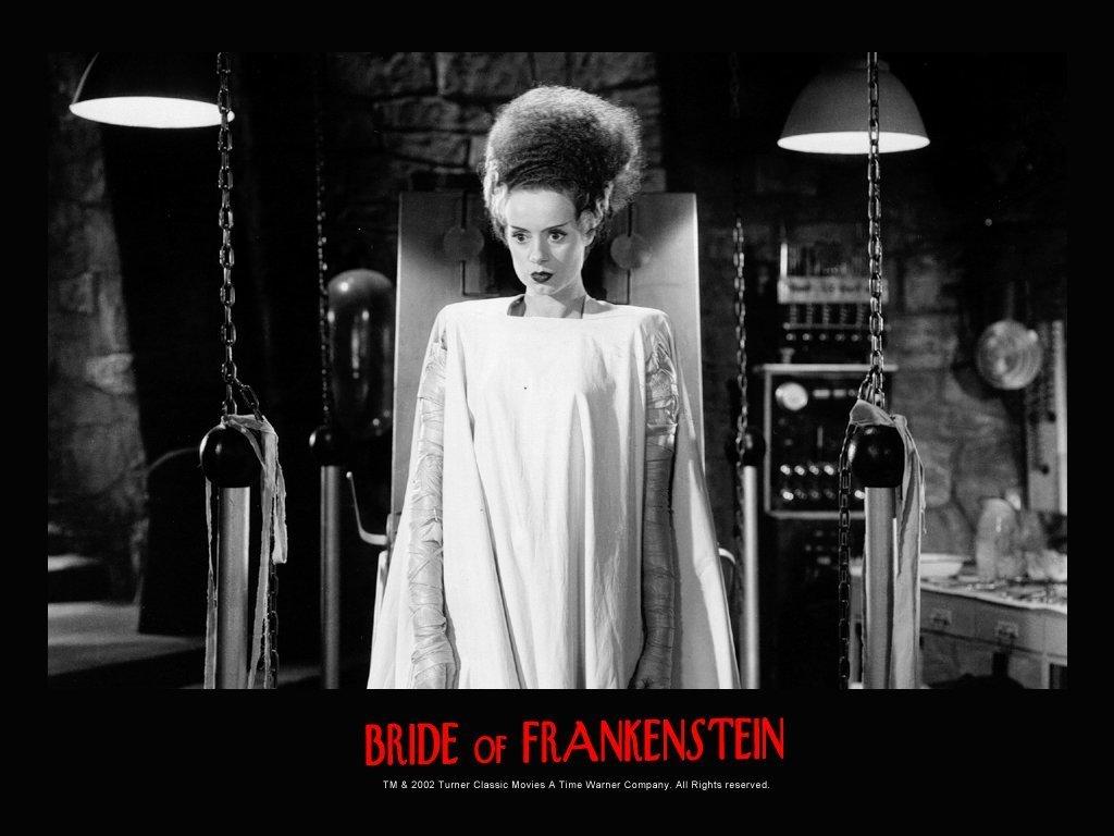 Bride of Frankenstein   Classic Movies Wallpaper 5129047 1024x768