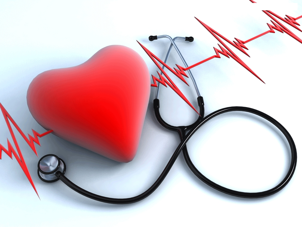 Cardiology Wallpaper 1024x768