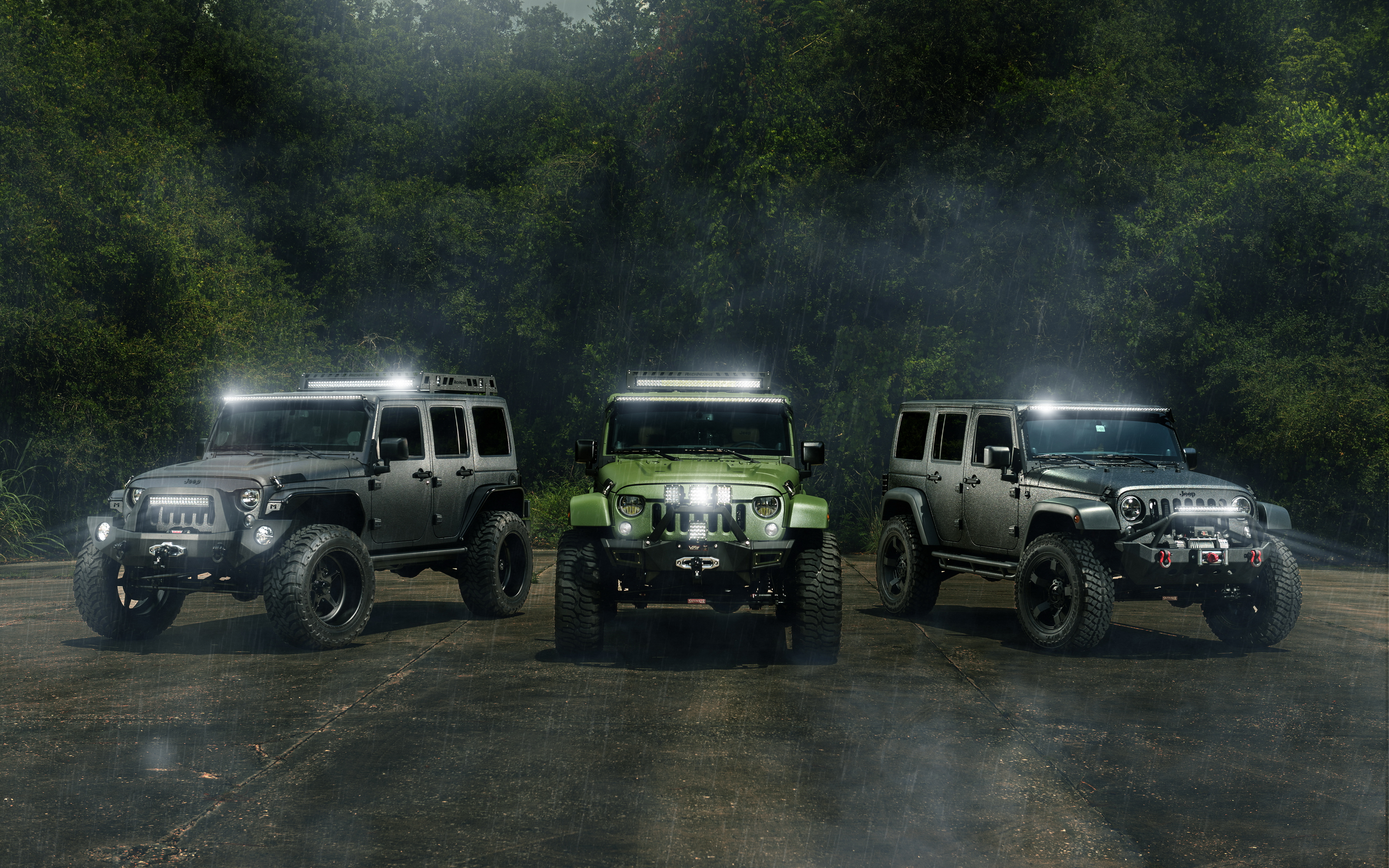 Jeep Wrangler Wallpaper - WallpaperSafari