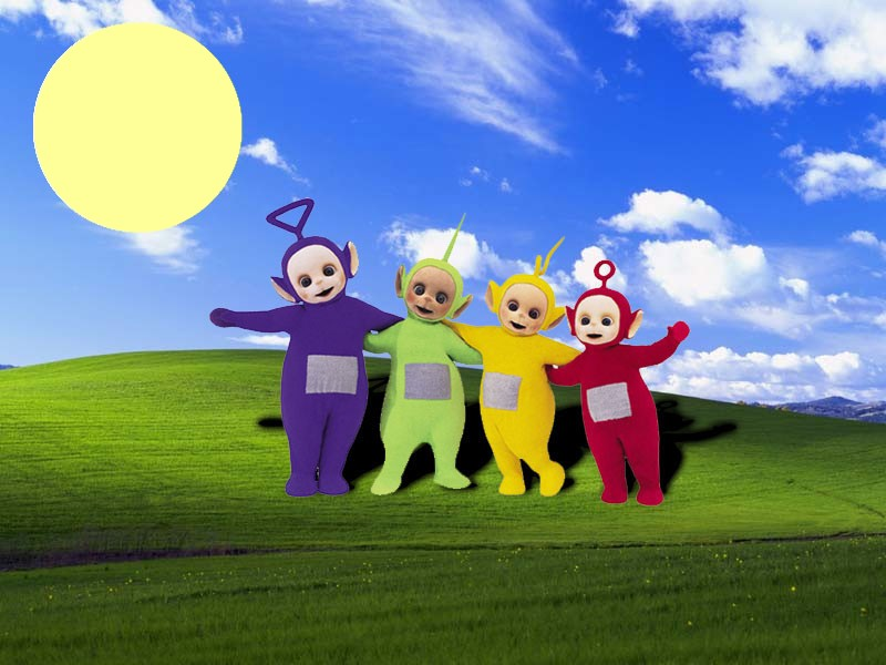 teletubbies wallpaper for mobile