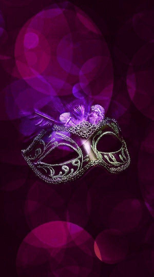 Black Pink Masquerade Wallpaper By Artist Unknown 600x1080