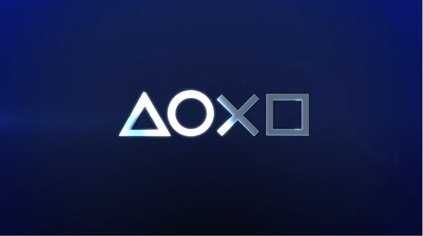 PlayStation Logo Wallpaper 1437x801