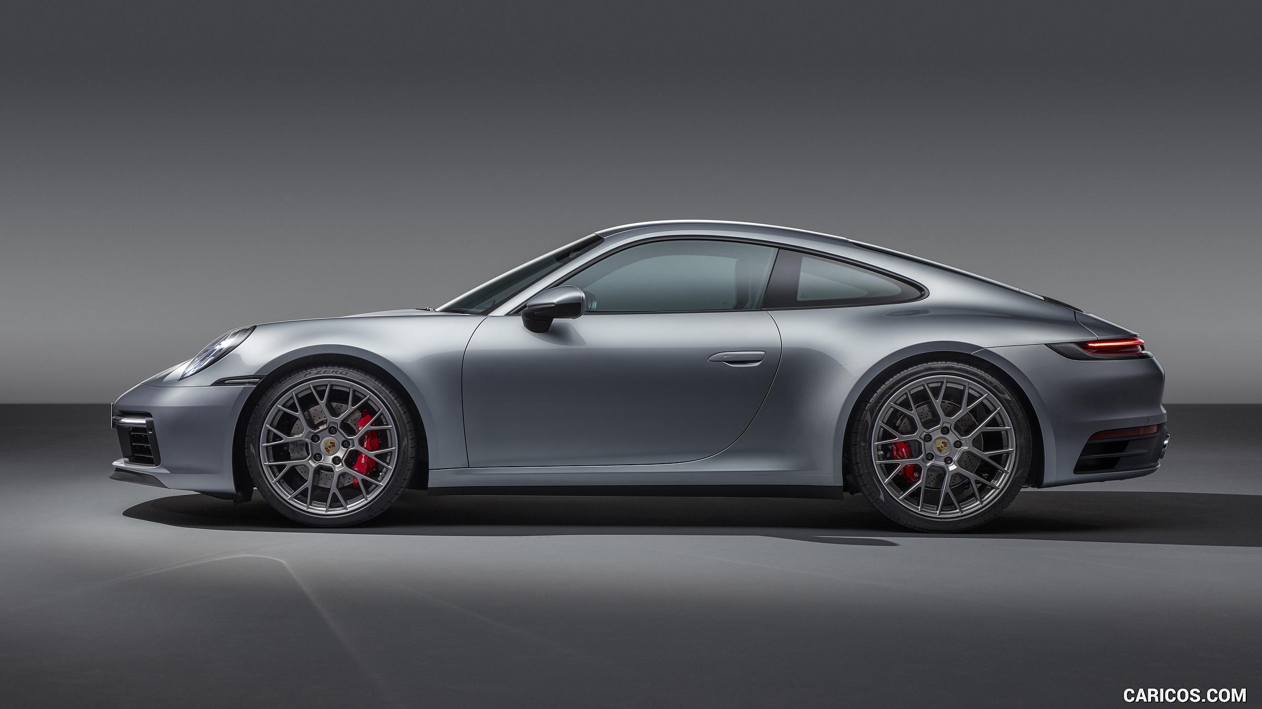 2020 Porsche 911 Carrera 4S   Side HD Wallpaper 25 2560x1440