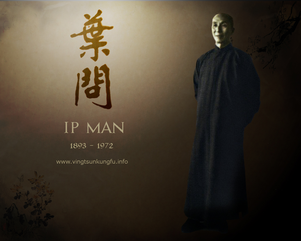 Ip Man 4 Wallpaper