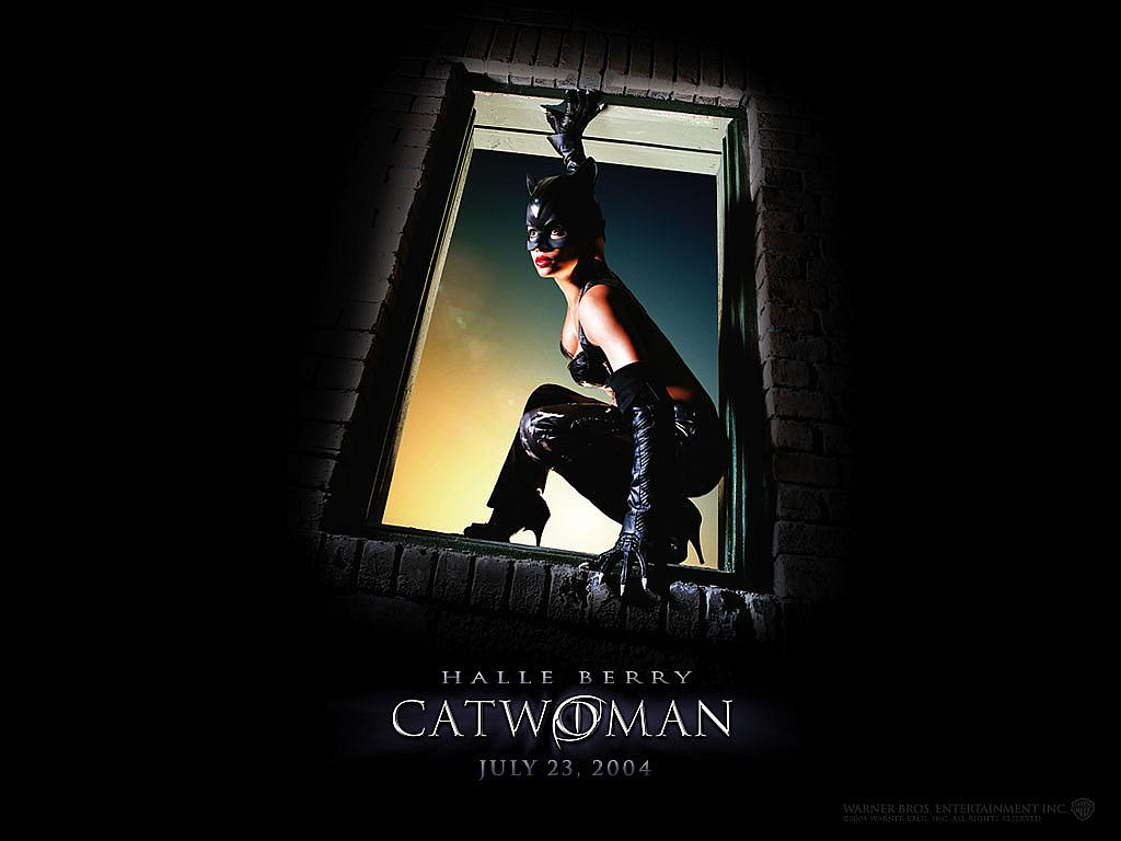 Halle Berry Catwoman movie pictures Gabtors Weblog 1024x768