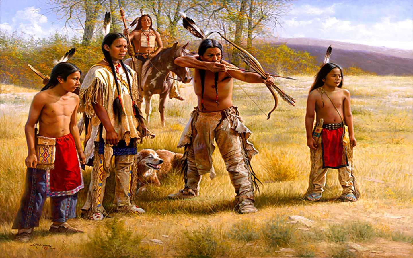 Native American Abstract Backgrounds wallpaper wallpaper hd 1440x900