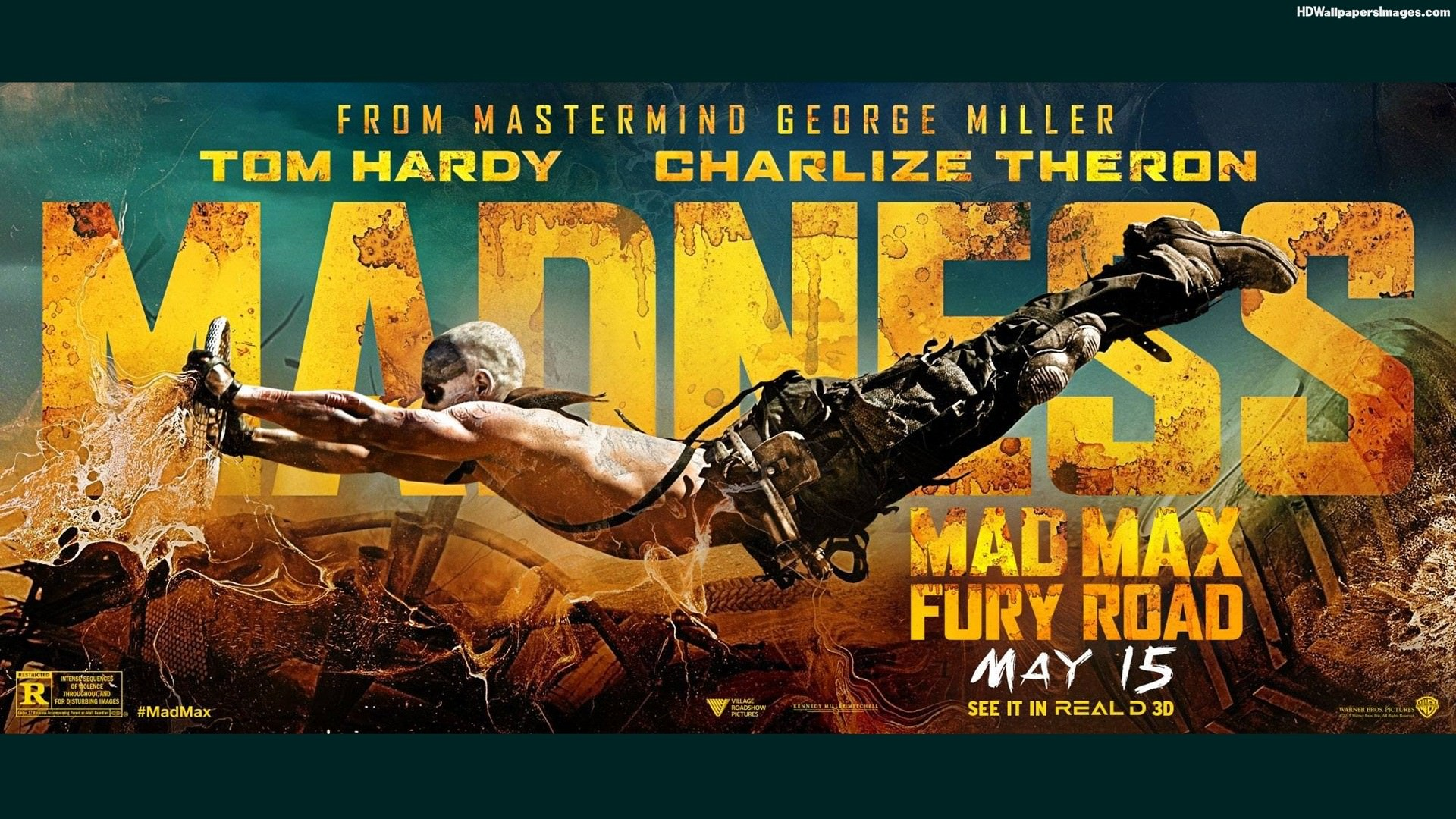 Mad Max Fury Road HD Wallpapers HD Wallpaper Backgrounds Tumblr 1920x1080