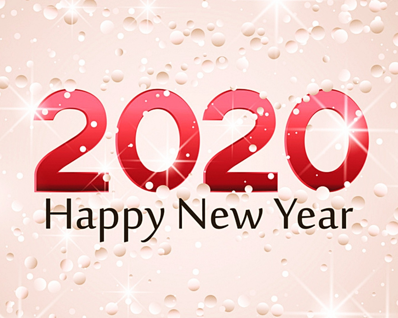 download Happy New Year 2020 Wallpaper HD 45554 Baltana 1280x1024