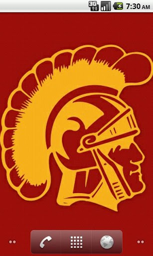 View bigger   USC Trojans Wallpapers for Android screenshot 307x512