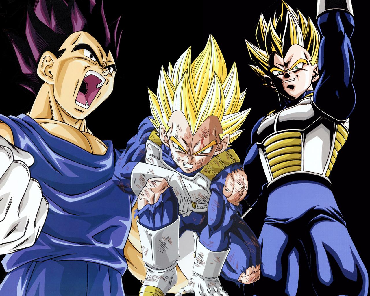Goku o Vegeta E aqui un gran lio   Taringa 1280x1024