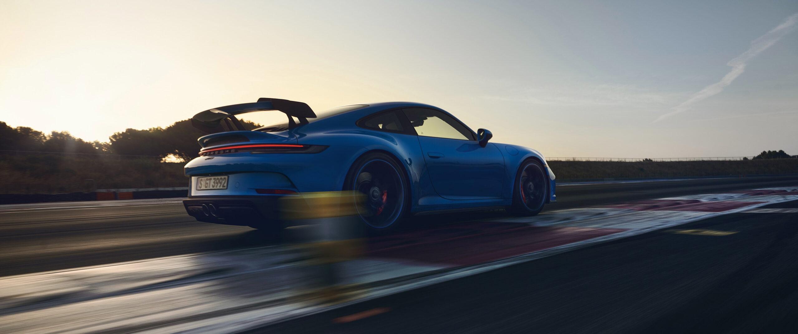 2022 Porsche 911 GT3 Wallpapers SuperCarsnet 2560x1072