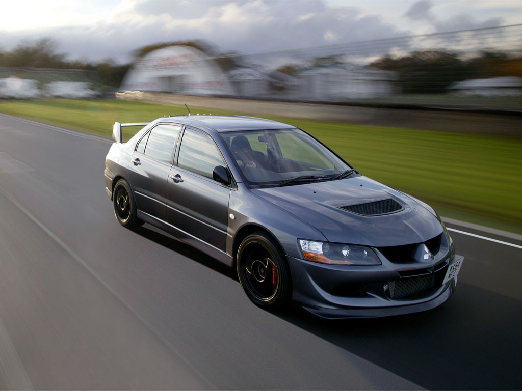 Free Download Mitsubishi Lancer Evolution Wallpapers