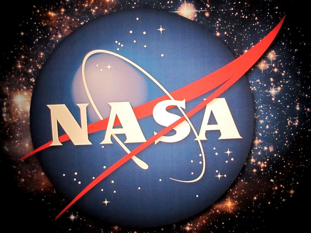 NASA Logo with Stars Elissa Motter Flickr 1024x768