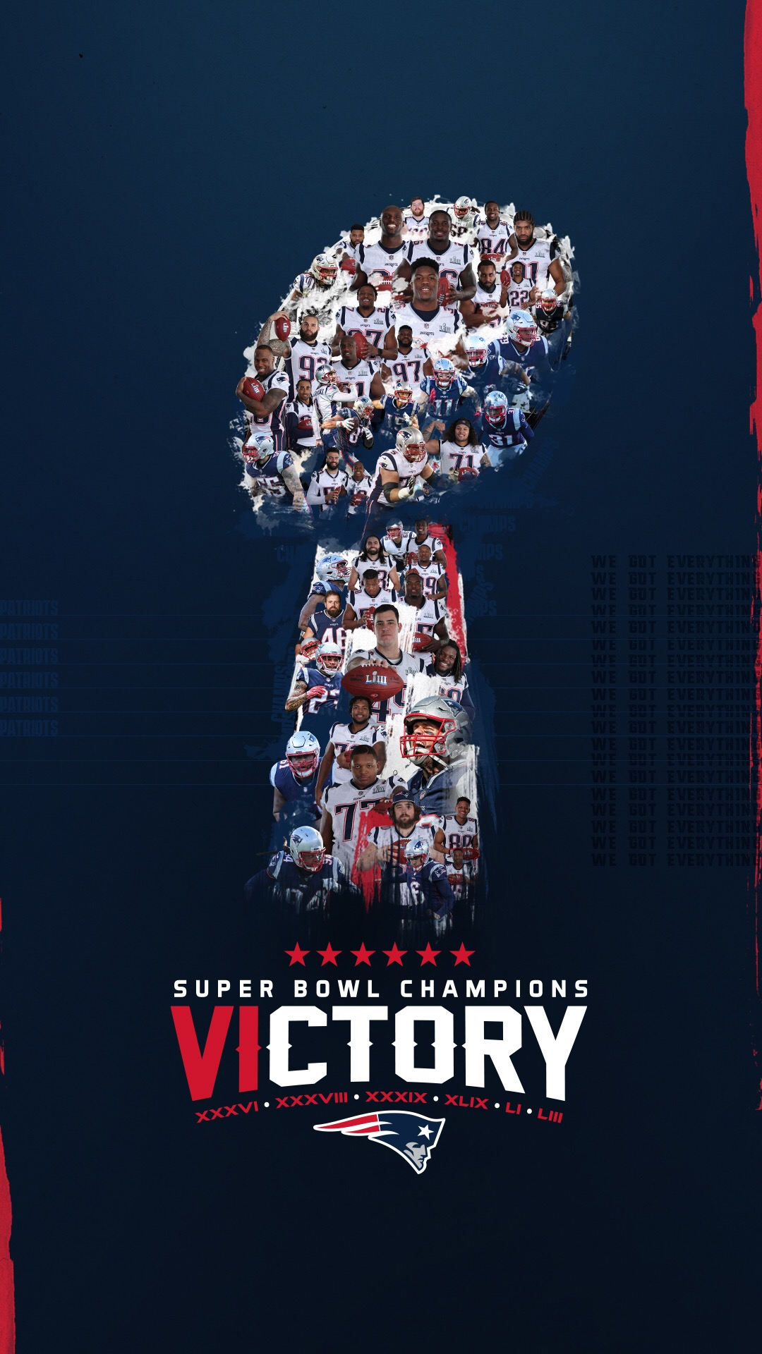 Official website of the New England Patriots 1080x1920