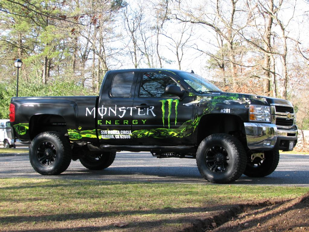 Trucks Vehicles Wallpaper 1024x768 Trucks Vehicles Monster Energy 1024x768
