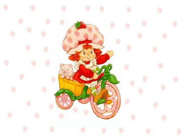 strawberry shortcake 03 1024x768 wallpaper Strawberries Wallpapers 600x450