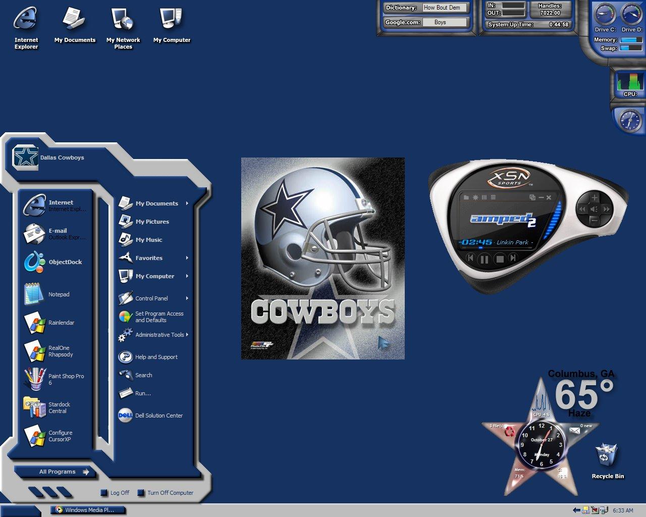 dallas cowboys desktop background wallpaper   wwwwallpapers in hdcom 1280x1024