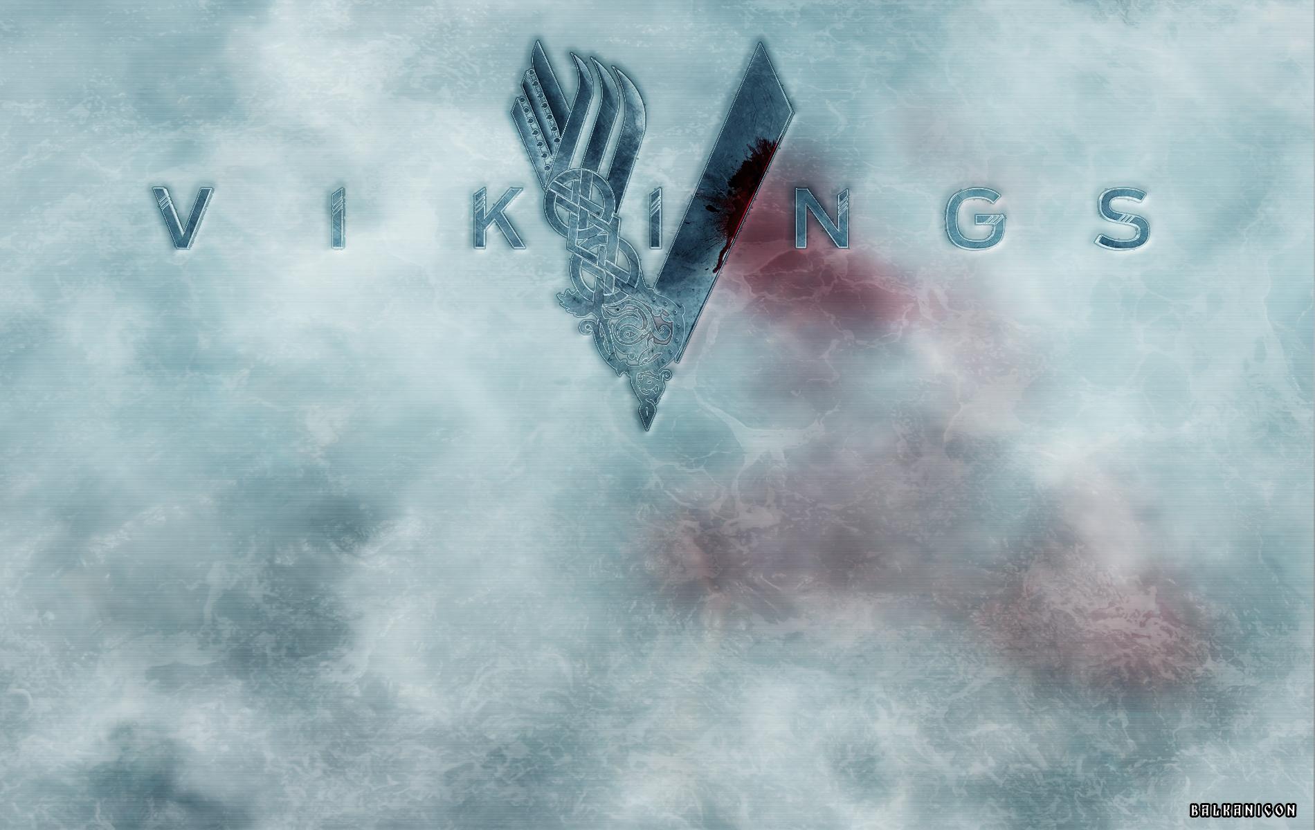 Vikings [TV series] wallpaper by Balkanicon 1900x1200