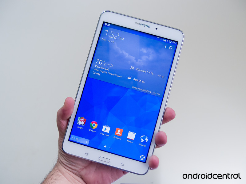 Samsung Galaxy Tab 4 review Android Central 800x600