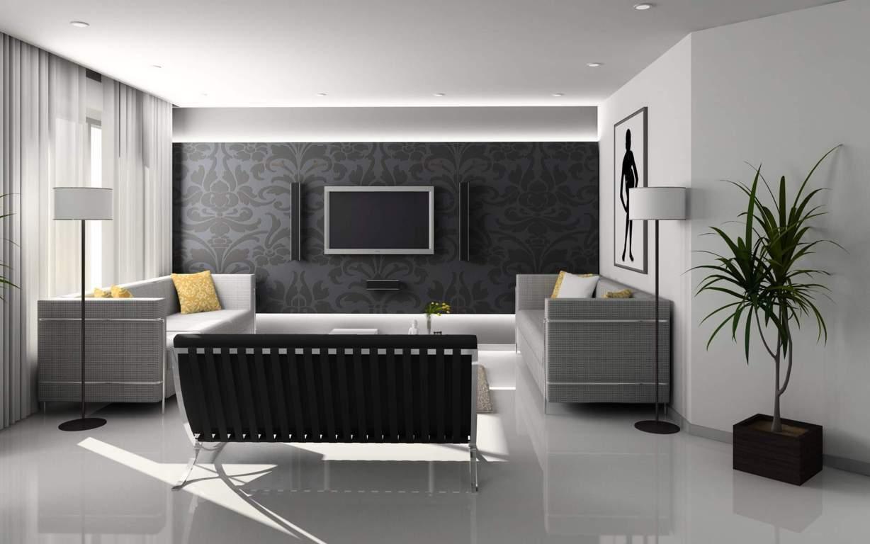 wallpaper ideas living room   Wallpapers 1228x768