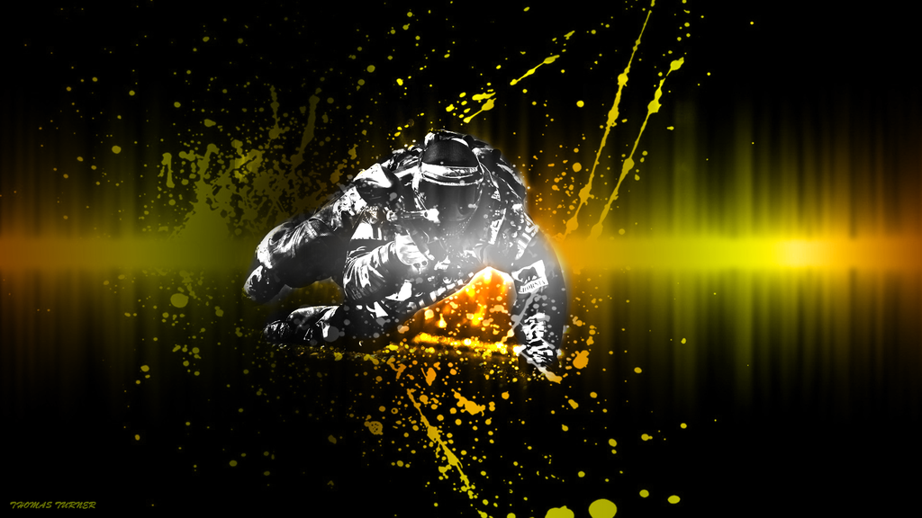 Paintball Wallpaper
