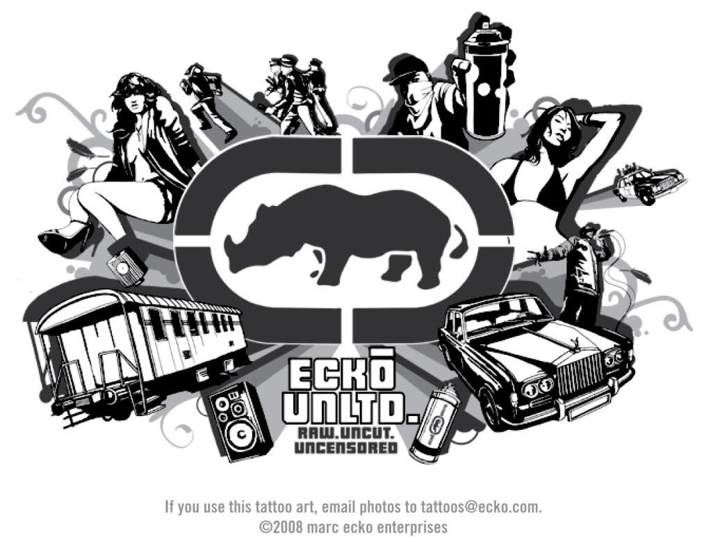 Google themes ecko - Ecko Unltd The Classic T Marc Ecko Inspired Ecko Unltd