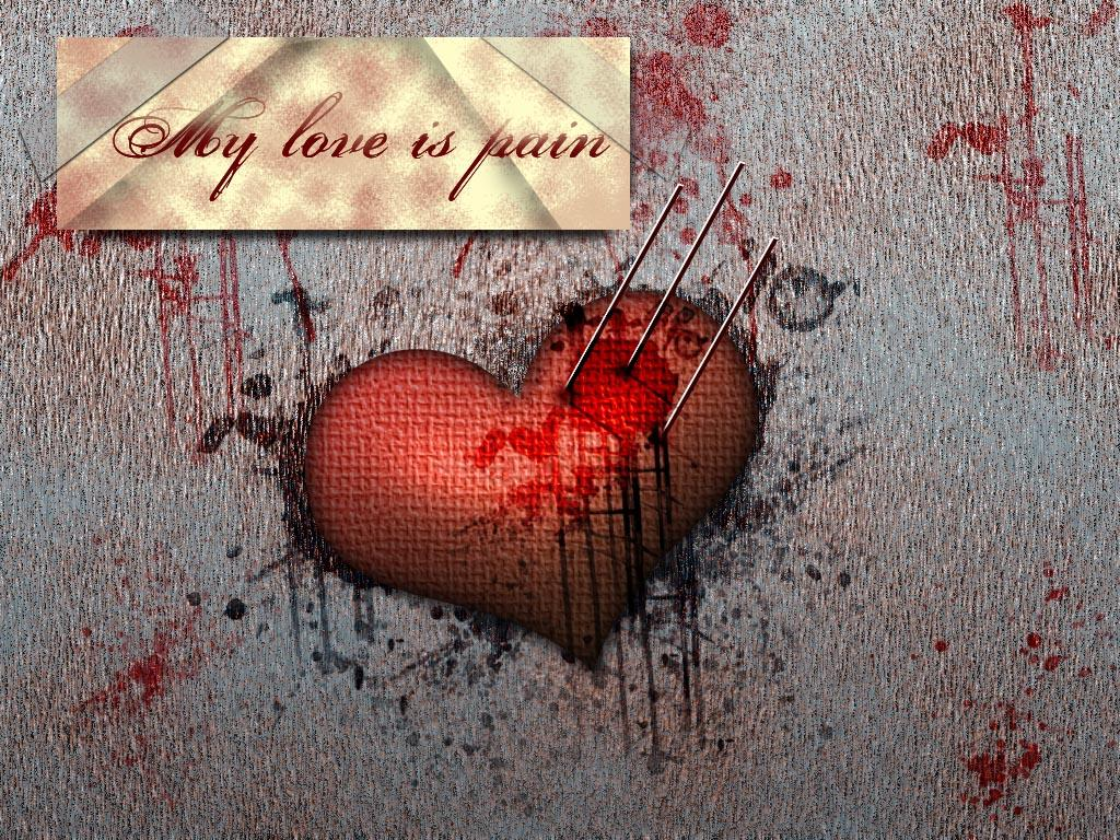 Free download Pain of Love hurts Quotes ...