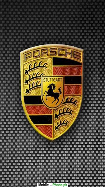 Porsche logo picture Wallpapers Mobile Pics 360x640