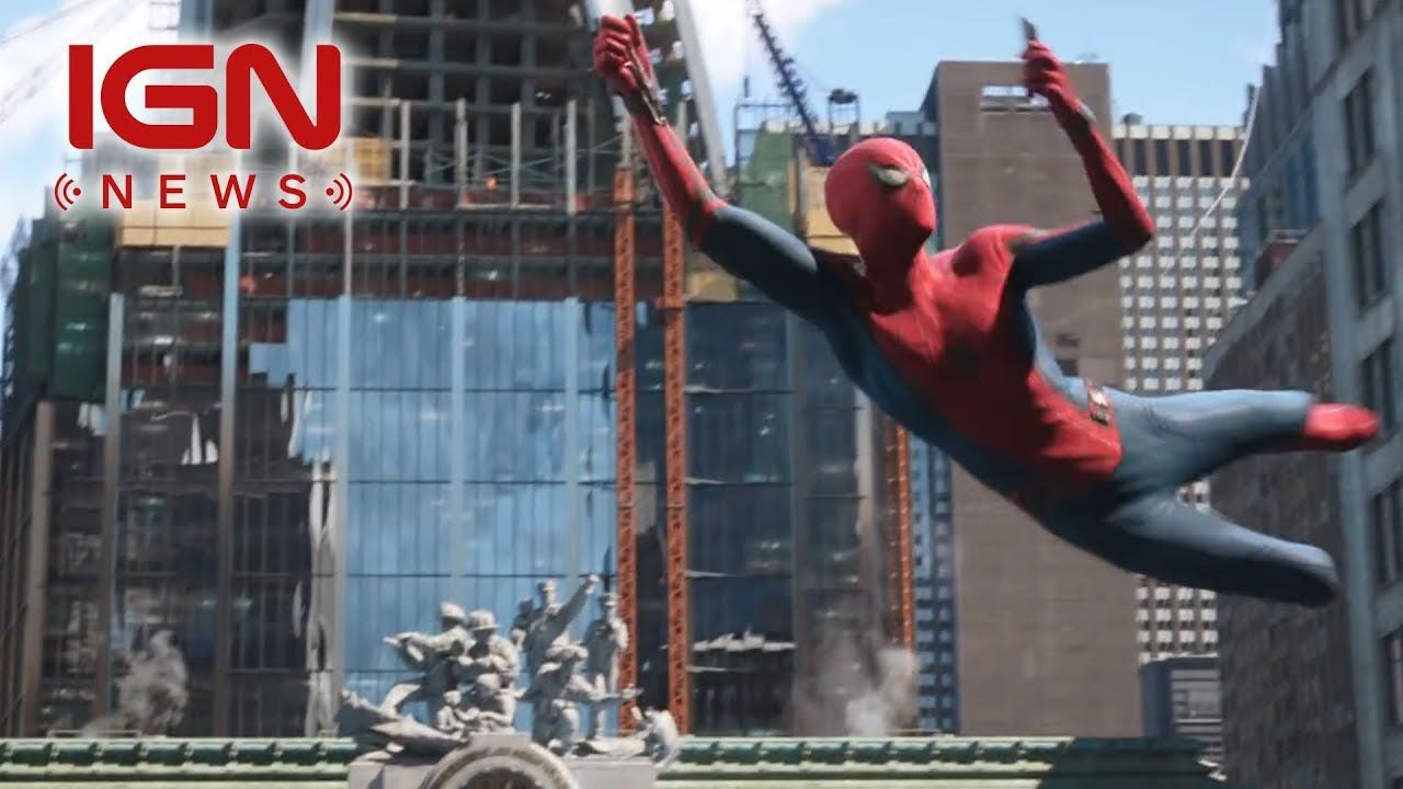 Spider Man Far From Home Will Release Earlier Than Expected   IGN 1280x720