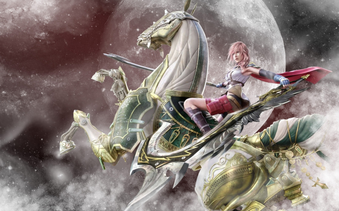 Lightning Wallpaper Final Fantasy wallpaper wallpaper hd 1280x800