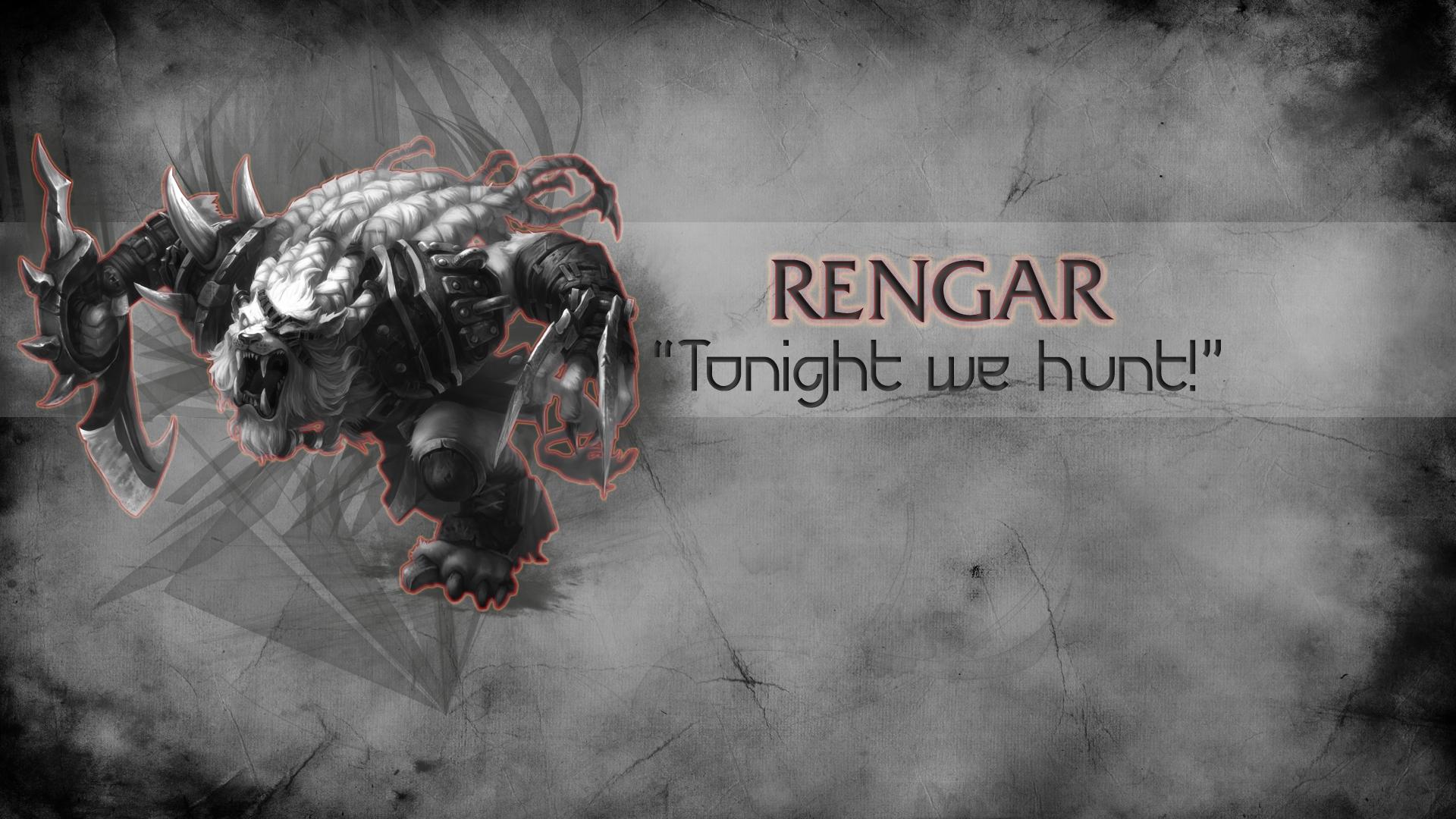 rengar series 2 by dwindlekin watch fan art wallpaper games 2013 2015 1920x1080