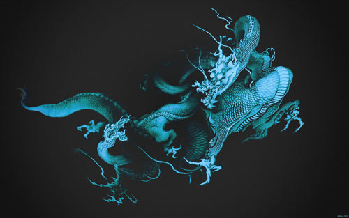 Epic Chinese Dragon Wallpaper Great dragon wallpaper 500x313