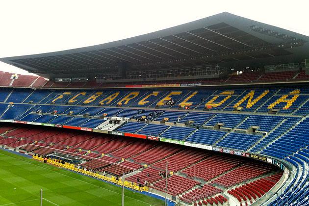 stadium el camp nou barcelona home camp nou camp nou camp nou 630x420
