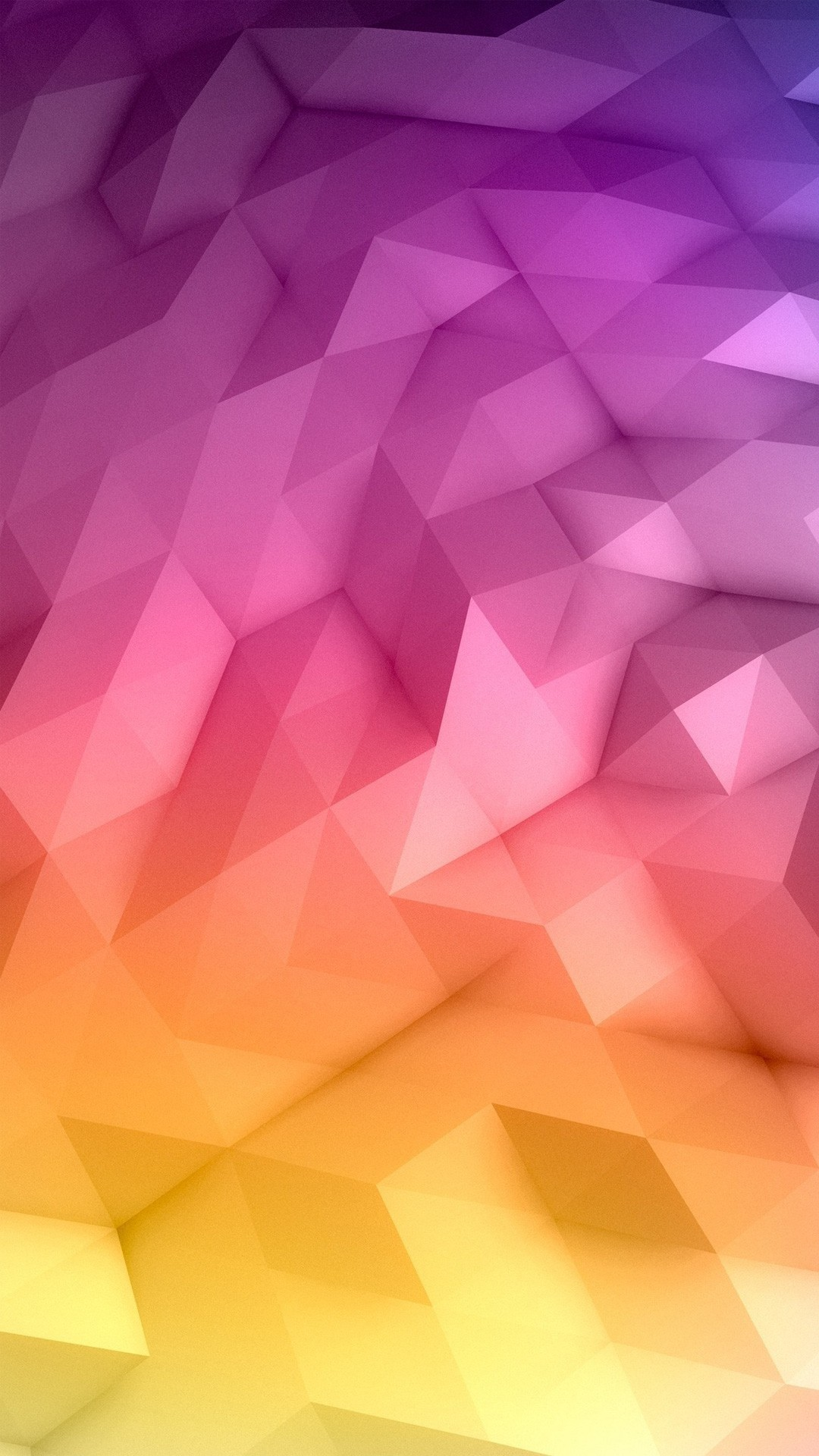 Purple Polygonal Abstract Background: [63+] Purple And Orange Backgrounds On WallpaperSafari