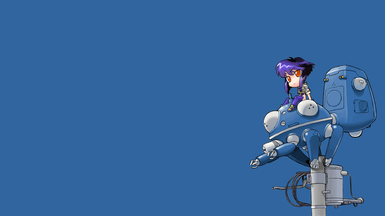 Free Download Ghost In The Shell Wallpaper 86484 1600x900 For