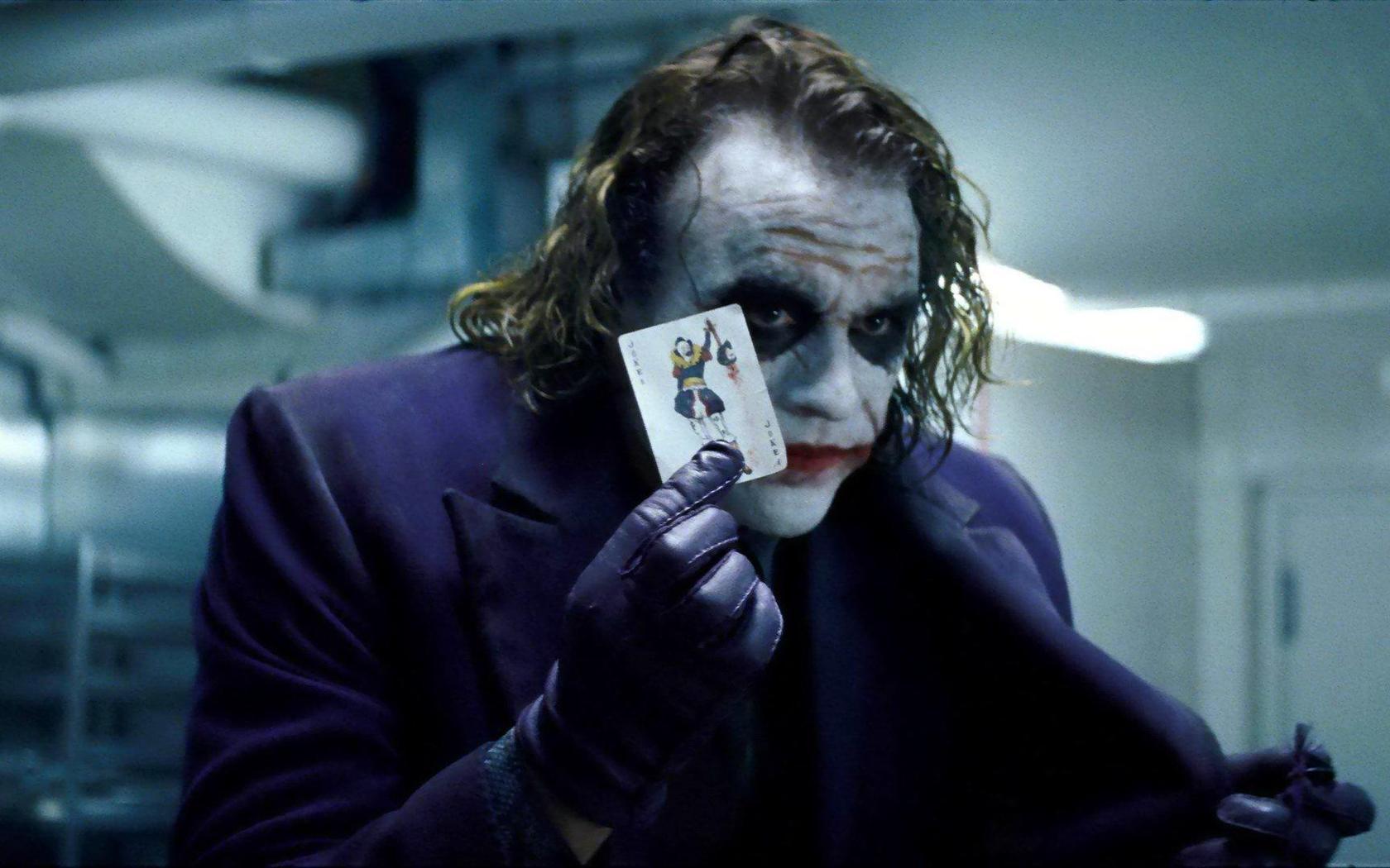 Joker Heath Ledger Wallpapers Wallpapers Photo 1680x1050