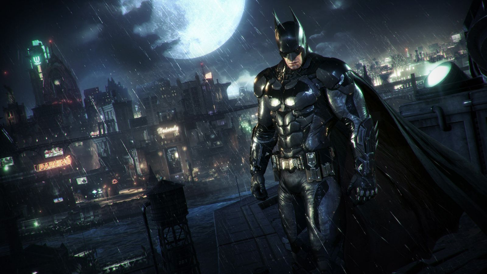 Glorious Looking New Batman Arkham Knight 1080p Screenshots Released 1600x900