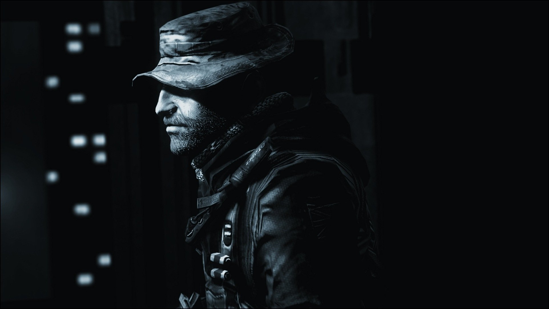 Call Of Duty Captain Price HD Wallpaper GamePhD 1924x1084