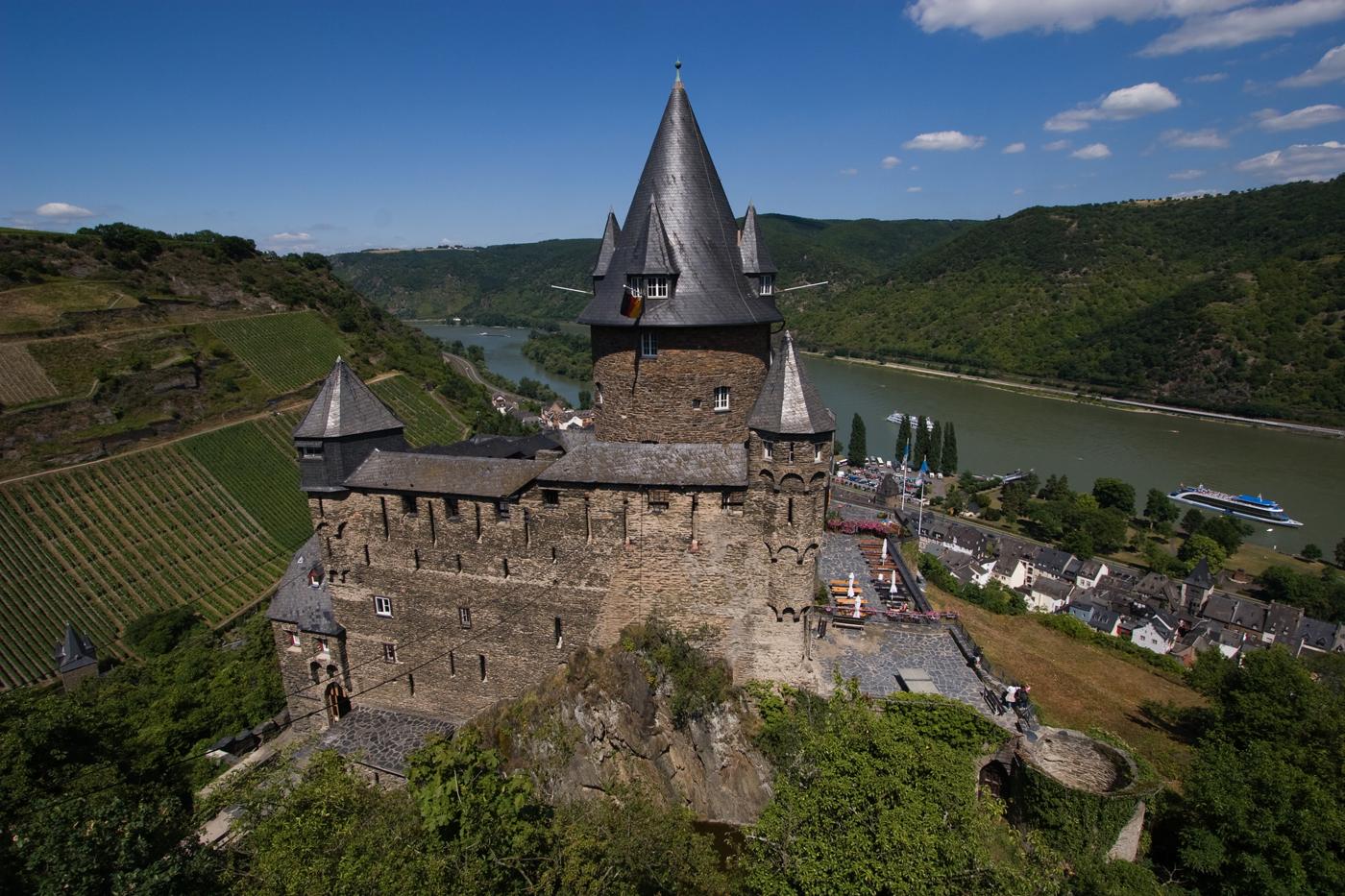 Stahleck Castle Germany 1400x933