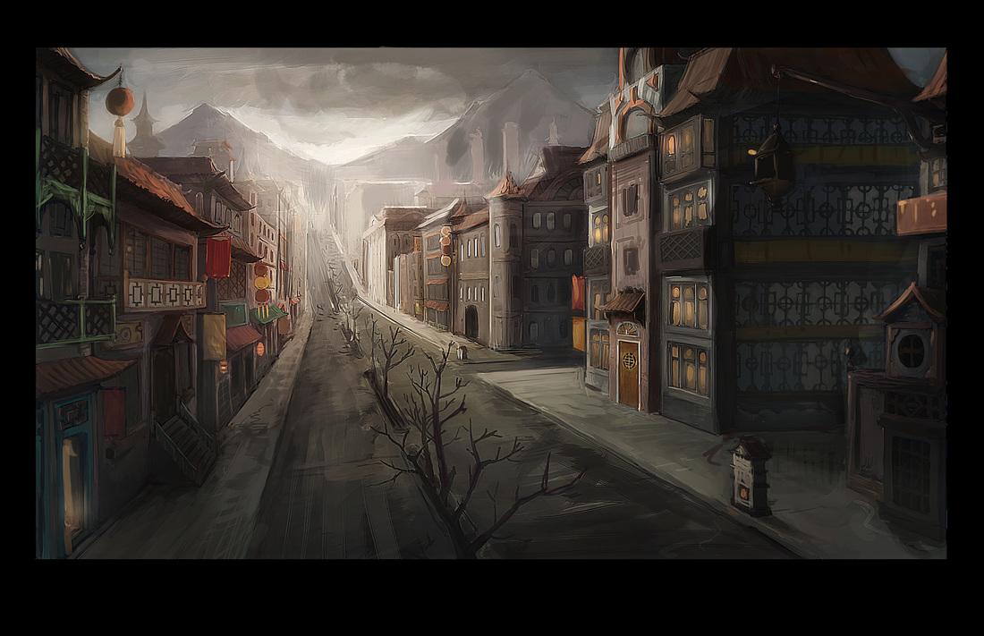 Avatar Legend of Korra 1100x711