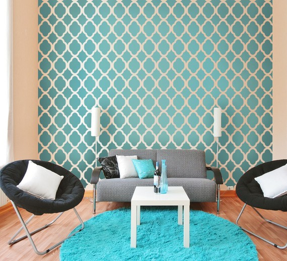 Room Decor Ideas PATTERNS   DIY Inspired 570x519