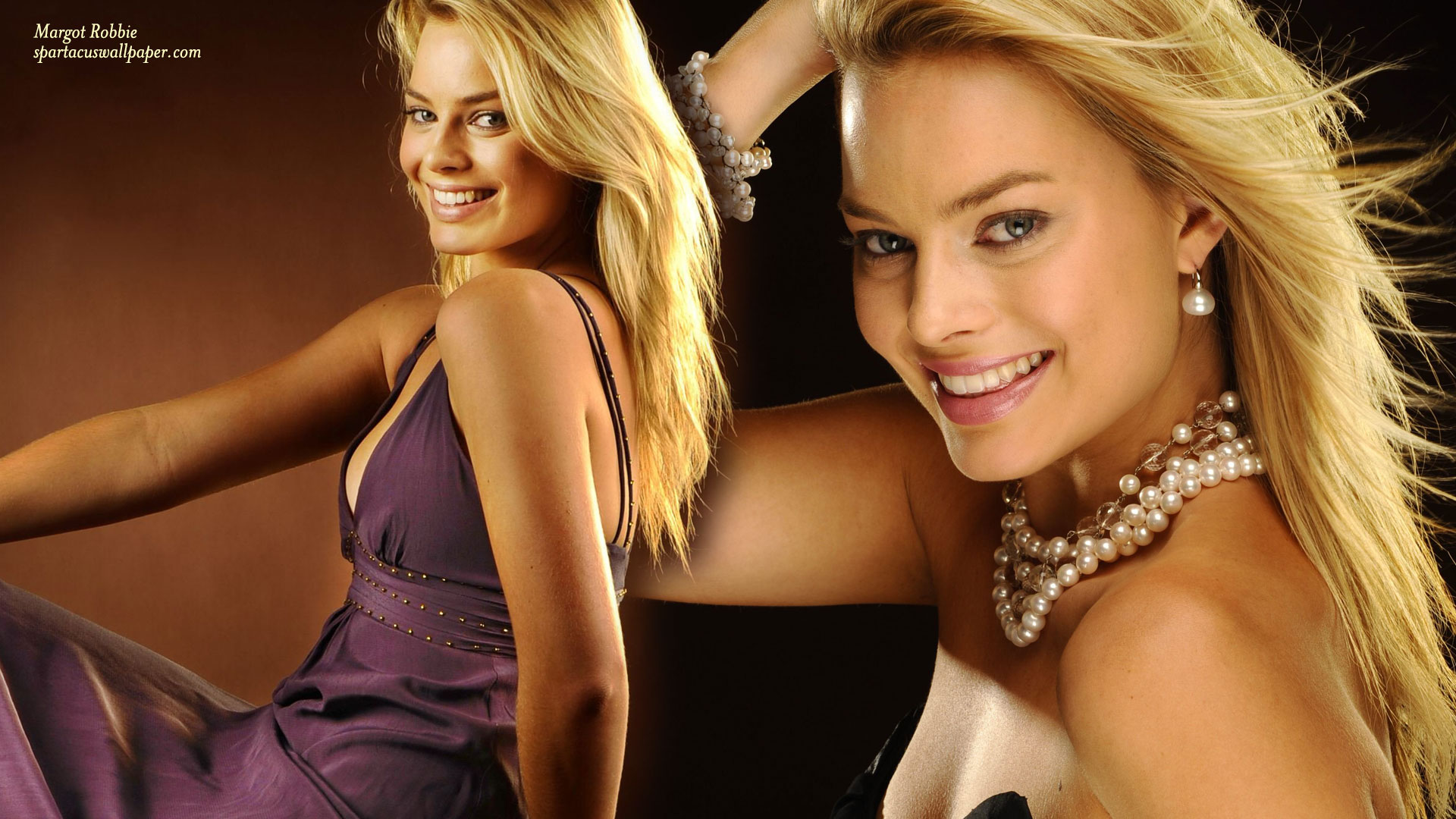 Margot Robbie III Desktop Backgrounds Mobile Home 1920x1080