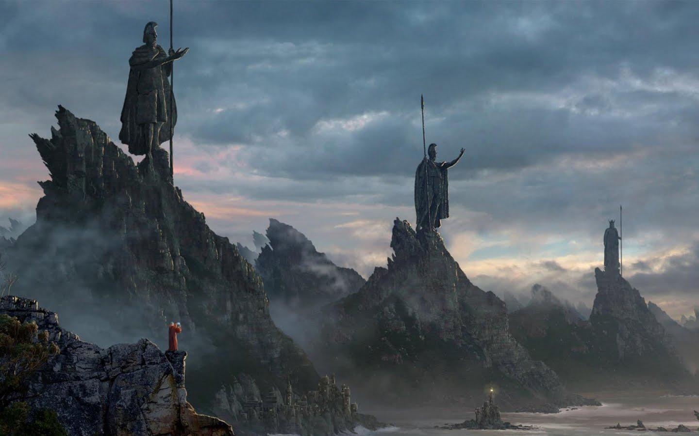 fantasy world backgrounds - wallpapersafari