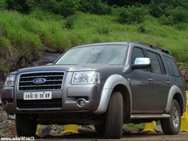 Ford endeavour photos wallpapers 650x487